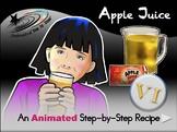 Apple Juice - Animated Step-by-Step Recipe - VI