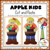 Apple Craft {Apple Kids}