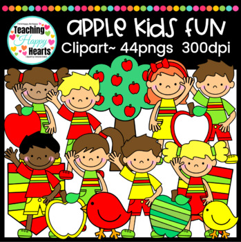 Apple Kids Fun