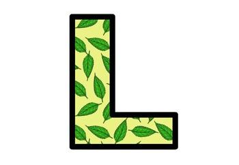 Apple Leaves, Fall, Spring, Bulletin Board Letters, Johny Appleseed Decor
