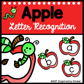 Apple Letter Game (Recognition and Sounds)