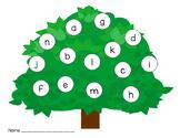 Apple Letter Identification Game