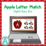 Apple Theme | Digital Letters Activity