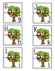 Apple Letter Matching Puzzels