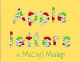 Apple Letter Pack