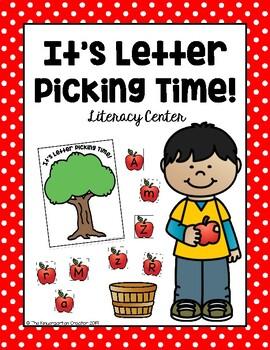 Apple Letter Picking!