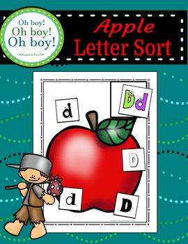 Apple Letter Sort - S