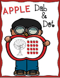 Apple Letters Dab and Dot