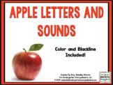 Apple Letters & Sounds