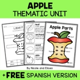 Apple Activities Thematic Unit