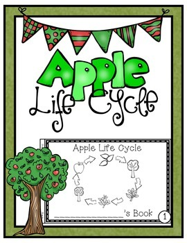Apple Life Cycle Book