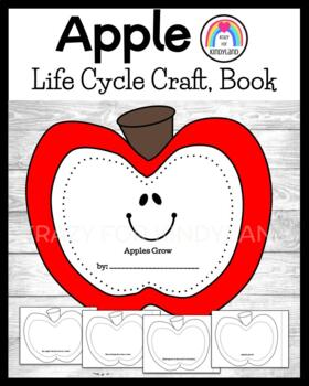 Apple Life Cycle Craft and Book