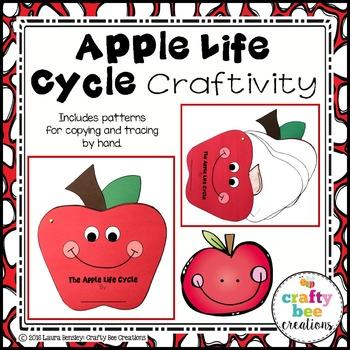 Apple Life Cycle Craftivity