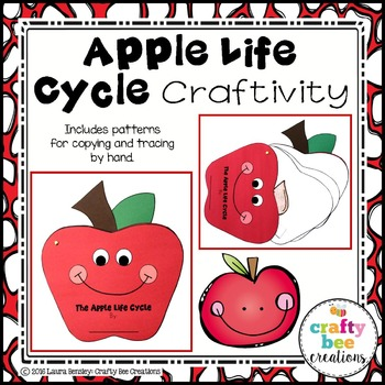 Apple Life Cycle Craftivity