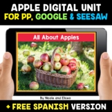 Apple Life Cycle Digital Activities for Google and Seesaw