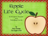 Apple Life Cycle Emergent Reader and Retelling Cards