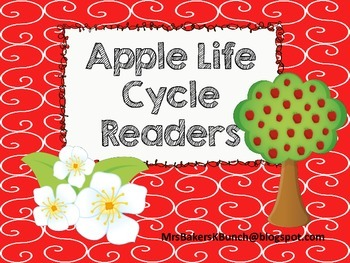 Apple Life Cycle Emergent Readers