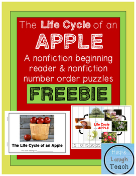 Apple Life Cycle FREEBIE