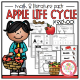Apple Life Cycle Math and Literature plus Craft