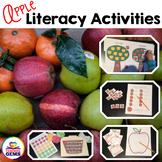 Apple Literacy Activities