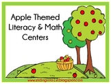 Apple Literacy & Math Centers