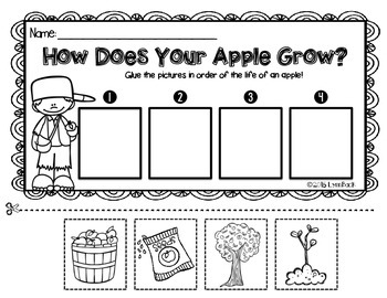 Apple Literacy, Math and Science for the Early Learner