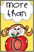 Apple Literacy and Math Centers Bundle
