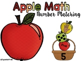 Apple Match - Number Matching Game