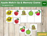Apple Match-Up and Memory