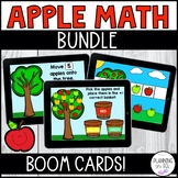 Apple Math BOOM Bundle for Back to School Distance Learning