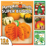 Pumpkin Math & More: Craft SUPER BUNDLE