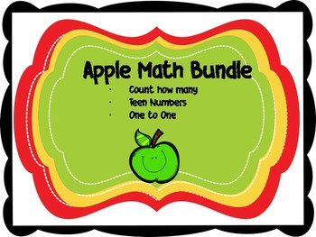 Apple Math Bundle