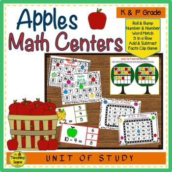 Apple Math Center Games