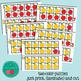 Apple Math Center - Ten Frames Puzzles
