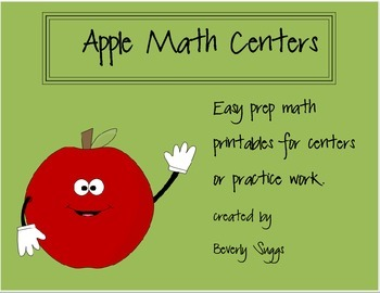 Apple Math Centers
