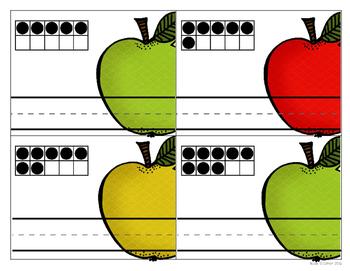 Apple Math Centers