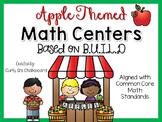 Apple Math Centers based on BUILD
