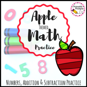 Apple Math Fact Practice