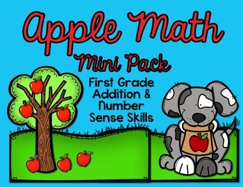 Apple Math First Grade