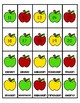 Apple Math Fluency & Number Sense Cards | English | 11-20