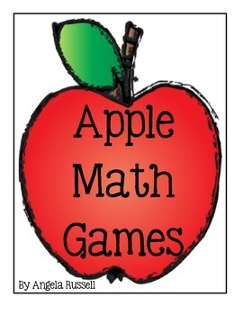 Apple Math Games For Young Learners