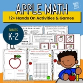 Apple Math: Hands On Activities for K-2