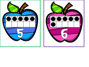 Apple Math Link Cards