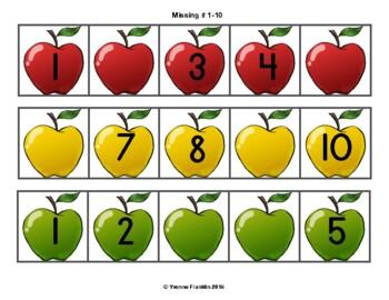 Apple Math & Literacy Bundle