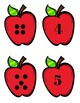Apple Math {Matching, Addition and Subtraction}