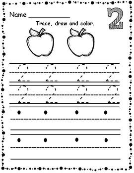 Apple Math Packet