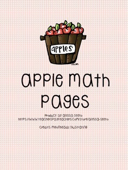 Apple Math Pages