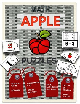 Apple Math Puzzle