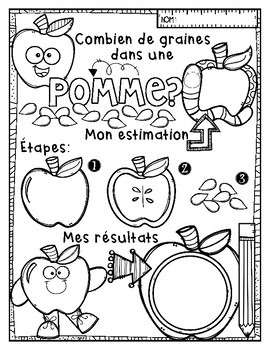 Apple Math & Science in FRENCH