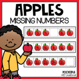 Apple Missing Numbers 0-30 {FREE}
